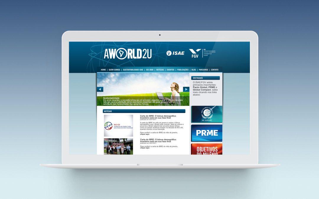 Web . AWORLD2U